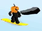 Pumpkin Snowboard Hacked
