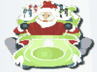 Santa Ride Hacked