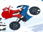 Santa Claus Biker 2Hacked