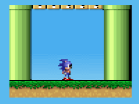 Sonic Lost In Mario World Hacked