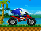 Sonic ATV Ride Hacked