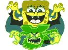 Sponge Bob Square Pants: Ship O' GhoulsHacked