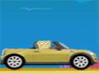 Sponge Bob Car RaceHacked