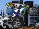 Super Cartoon Biker Hacked