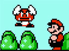 Super Mario Bors 3 Hacked