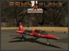 Army Plane Flight 3D Sim