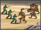 Humaliens vs Battle Gear 3