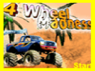 4 Wheel Madness 3 Hacked