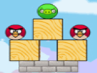 Angry Birds Pigs Out Hacked