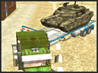 Army Tank TransporterHacked