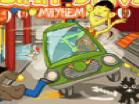 Asian Driver Mayhem Hacked