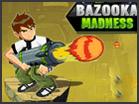 Ben10 Bazooka Madness Hacked