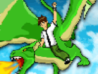 Ben 10 Dragon Blaze Hacked