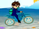 Ben 10 Motocross Under The Sea Hacked