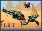 Chopper Assault: Battle for Earth Hacked