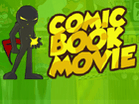 Comic Book Movie Hacked