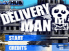 Delivery Man Hacked