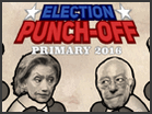 Election Punch-Off Hacked
