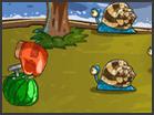 Fruit Defense 6 Hacked