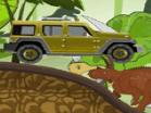 Jurassic Jeep Madness Hacked