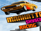 Manhattan Skyscrapers Racing Hacked