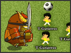 Monster World Cup 2014 Hacked