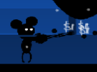 Mouse and Guns Hacked