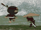 Ninja Master Hacked