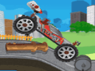 Nitro Mayhem Racing Hacked