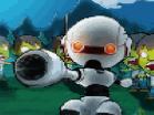 Robot vs Zombies Hacked