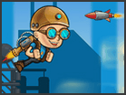 Rocket ManHacked