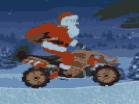 Santa Rider Hacked