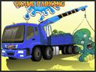 Sea Monster Crane Parking Hacked