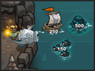 Ships vs Sea Monsters Hacked