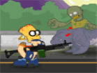 The Simpsons Town Defense Hacked