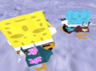 Spongebob Bike 3D Hacked