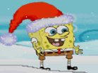 Spongebob Christmas Hacked