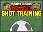 Sports Heads: Football Shot Training Hacked