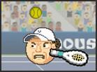 Sports Heads Tennis Open 2014 Hacked
