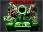 War Tank Destroyer Hacked