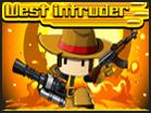 West Intruder Hacked