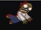 Zombie TossHacked