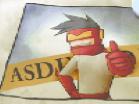 ASDF Hero Hacked