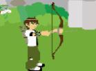 Ben 10 Archery Hacked