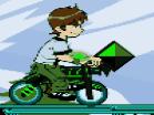 Ben 10 Winter BMX Hacked