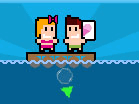 Bruce and Bonnie in: Bubble FishingHacked