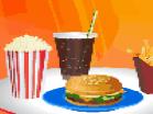 Burger Shop Hacked