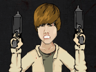 Call of Bieber Hacked