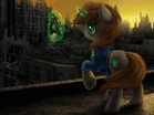 Fallout Equestria : Remains Hacked