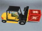Forklift Licence Hacked